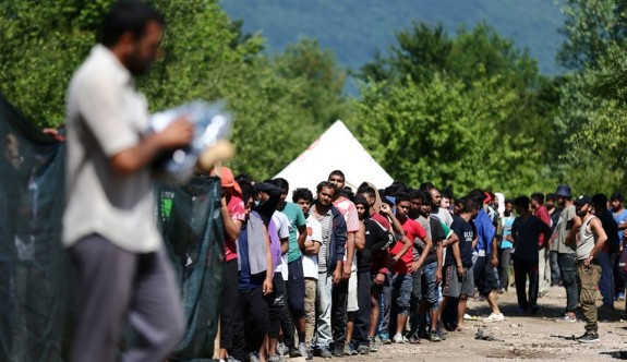 Mülteciler dünyanın en kalabalık 20. ülkesi!