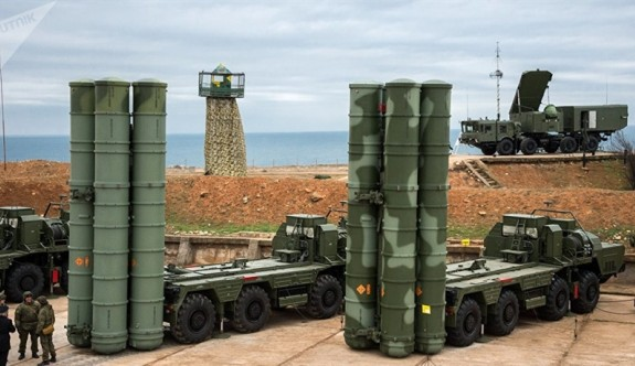 Rusya, S-400'leri Temmuz'da Türkiye'ye teslim edecek
