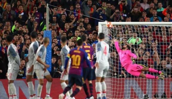 Şampiyonlar Ligi'nin en iyi golü belirlendi