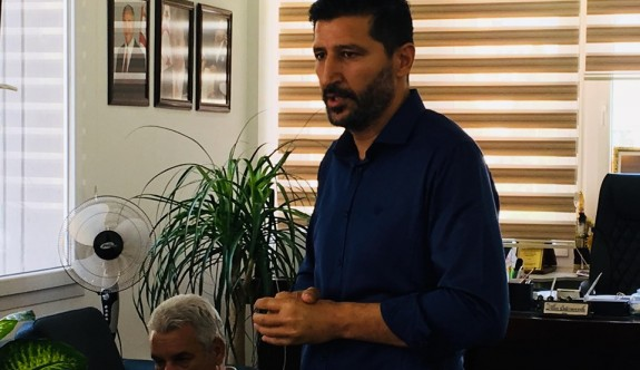 Sapsızoğlu'nun hedefi, Cimnastik Federasyonunu ileriye taşımak