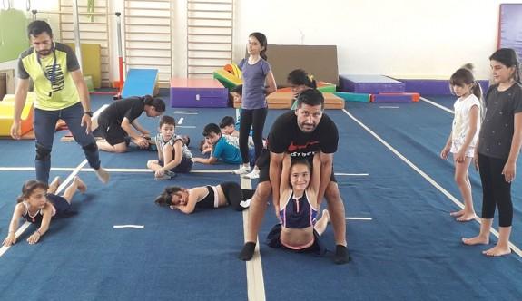 Sapsızoğlu: Ülke cimnastiğine hizmet için adayım