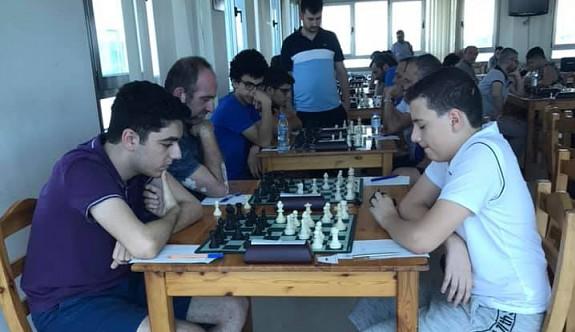 Satrançta federasyon kupası oynanıyor