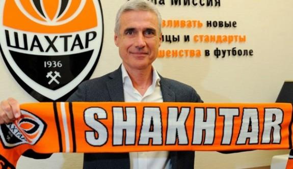 Shakhtar Donetsk'te Luis Castro dönemi