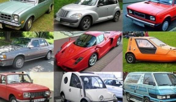 Son 10 Yılın En Çirkin Arabaları