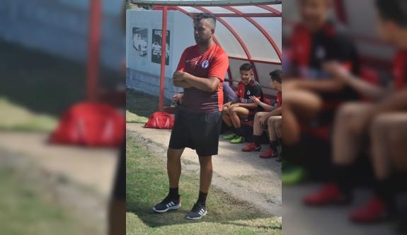 Tarazi, Göçmenköy U21'in başında