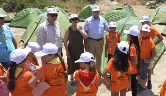 Tatlısu'da Temiz Düşün Yaz Kampı gerçekleşti