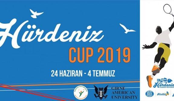 Teniste Hürdeniz Cup 2019kayıtları başladı