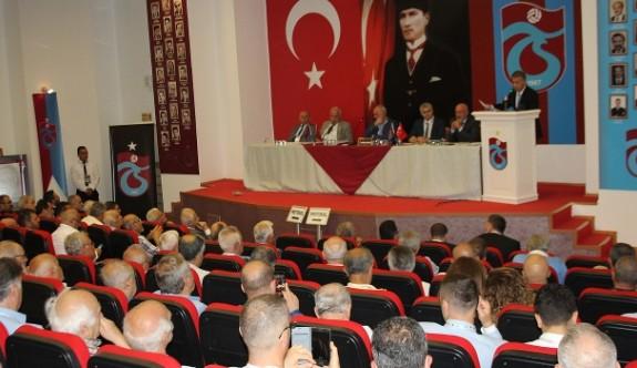 Trabzonspor'un toplam borcu 1 milyar TL'yi aştı