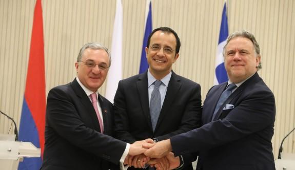 Üçlü işbirliklerine Ermenistan da eklendi