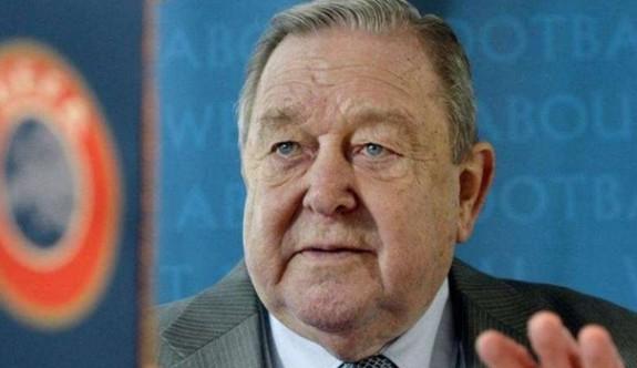 UEFA eski başkanı hayatını kaybetti
