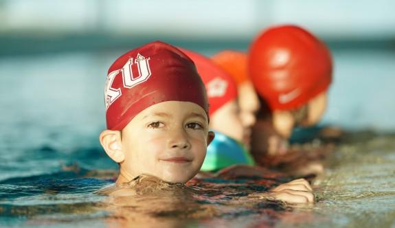 """UKÜ """"Yaz Yüzme Okulu"""" kayıtları sürüyor"""