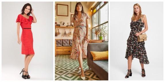 Yaz Esintisini Sokaklara Taşıyacak 13 Elbise Önerisi
