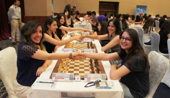 2019 Kadınlar Satranç Şampiyonası yapılıyor