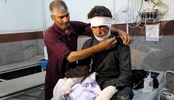 Afganistan'da katliam! Çok sayıda ölü var