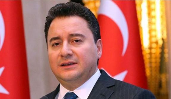 Ali Babacan'dan flaş karar