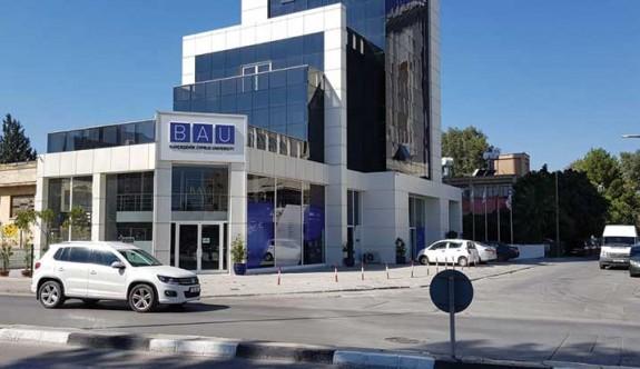Bahçeşehir Kıbrıs Üniversitesi'nden K.K.T.C'de bir ilk daha