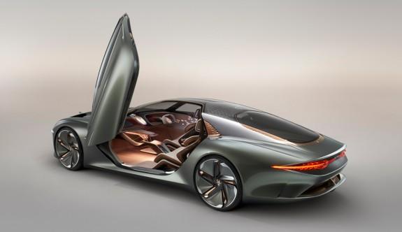 Bentley'den 100'üncü yılına özel konsept