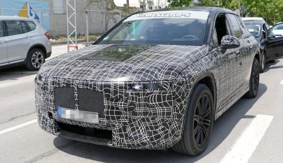 BMW iNext elektrikli SUV geliyor