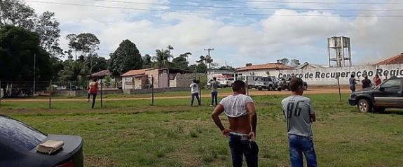 Brezilya'da hapishanede isyan: 57 ölü