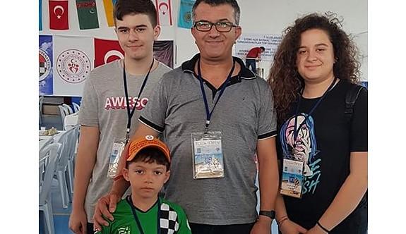 Çanakkale satranççıları, Türkiye'de başarılı
