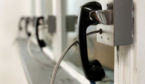 Cezaevindeki telefon görüşmelerine yüzde 100 zam