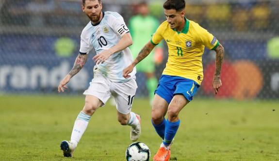 Copa America'da Brezilya finalde