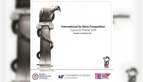 DAÜ'de Uluslararası Ex-Libris Yarışması düzenleniyor