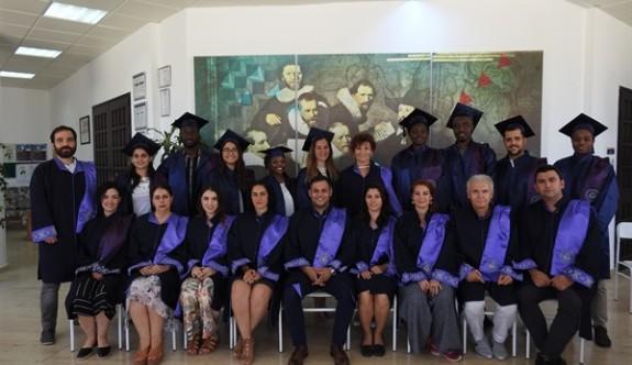 DAÜ Dr. Fazıl Küçük Tıp Fakültesi'nde mezuniyet etkinlikleri yapıldı