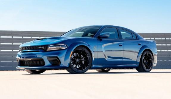 Dodge Charger SRT Hellcat artık daha geniş