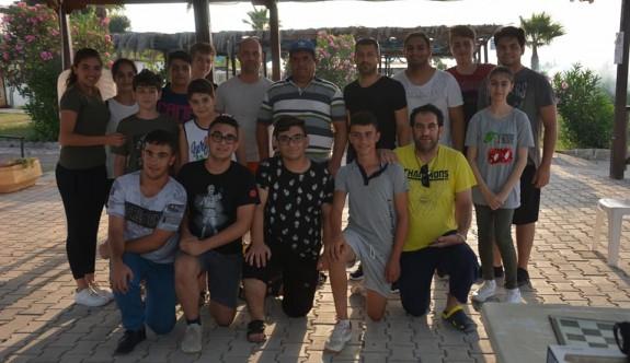 Erenköy'de satranç turnuvası yapıldı
