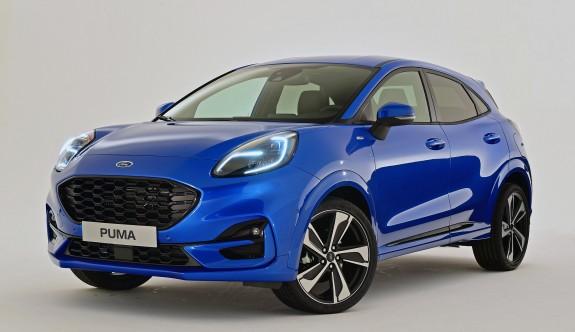 Ford'un sportif ismi Puma artık bir Crossover'da