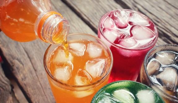 Gazlı içecekler asidi kaçmadan nasıl saklanır?
