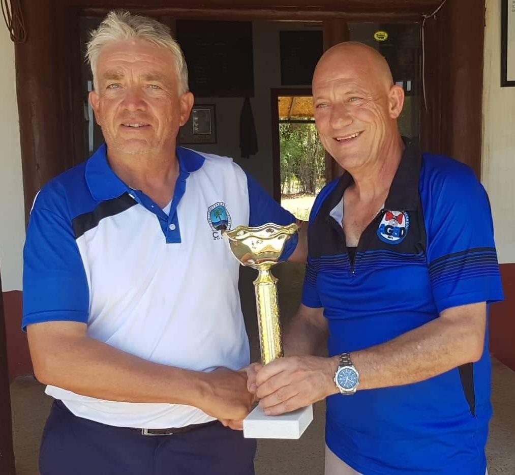 Golf turnuvasının şampiyonu, Neufeld