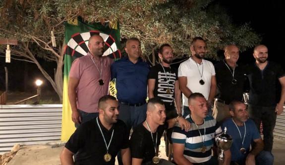 Güzelyurt Darts Birliği başarılıları ödüllendirdi