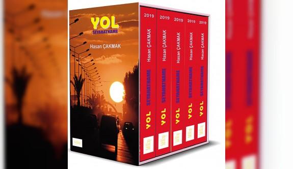 Hasan Çakmak'dan yeni kitap: YOL