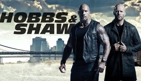 Hızlı ve Öfkeli: Hobbs ve Shaw'dan yeni fotoğraflar