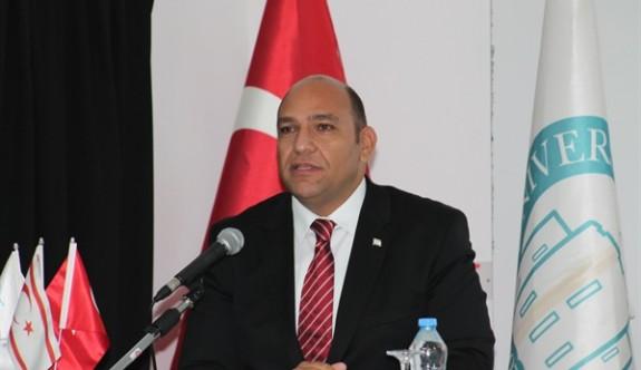 """""""Kıbrıs Türk halkının yüzünü denize dönmesi için çalışıyoruz"""""""