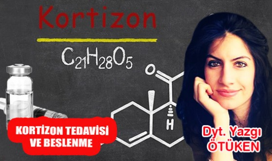 Kortizon tedavisi ve beslenme