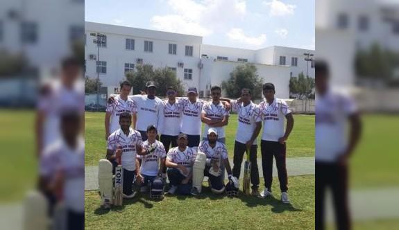 Kriket Ligi heyecanı sürüyor