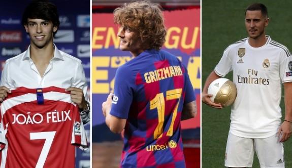 La Liga'da transfer rekoru