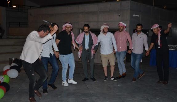 LAÜ'de Ürdün kültürü tanıtıldı