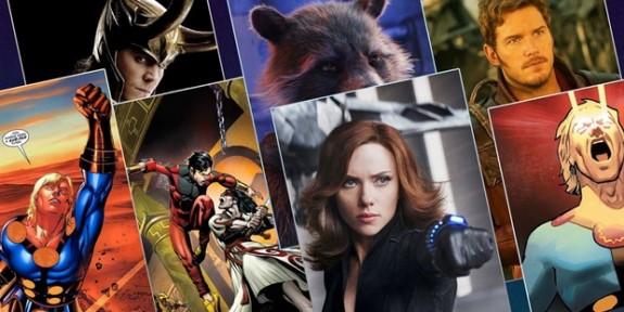 Marvel Dünyasında Yeni Dönem Başlıyor
