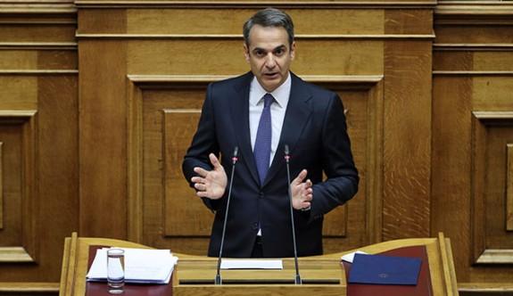 Miçotakis hükümetinin programında Kıbrıs sorunu yok