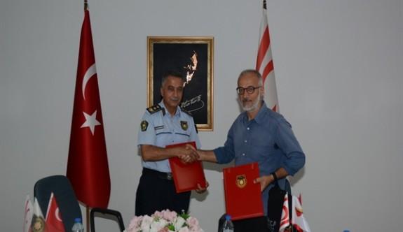 Polis ile ARUCAD'ten Eğitim işbirliği protokolü