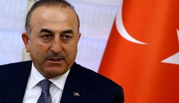 """""""Rumlar iş birliği yapmazsa Türkiye'nin faaliyetleri sürecek"""""""