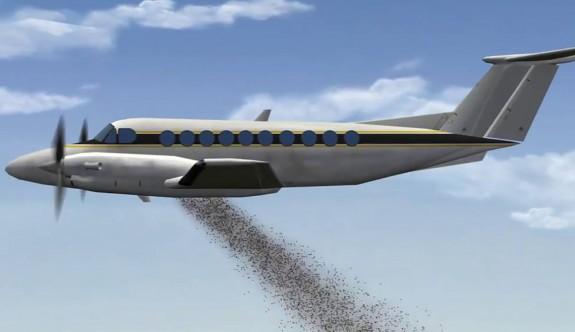 Tayland ordusu ülkesini tohumla bombalıyor
