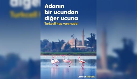 Turkcell,  abonelerin artık adanın her tarafından rahatça kullanım yapacağını duyurdu