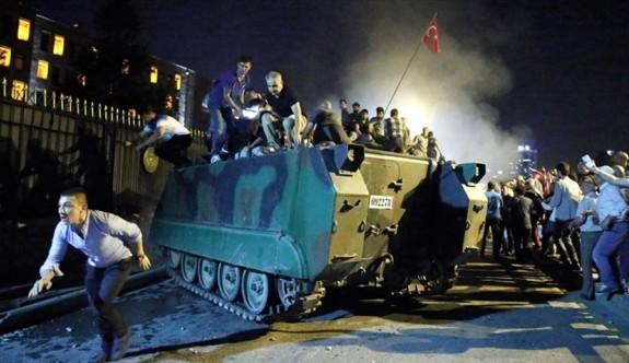 Türkiye'de 15 Temmuz darbe girişiminin 3. yıldönümü
