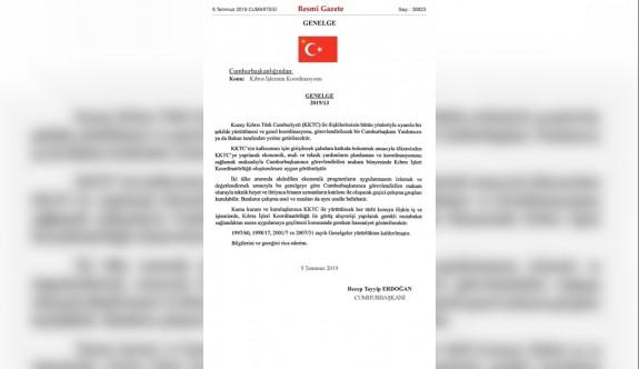 Türkiye'de Kıbrıs İşleri Koordinatörlüğü oluşturuluyor