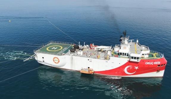 Türkiye'den Doğu Akdeniz'e bir gemi daha